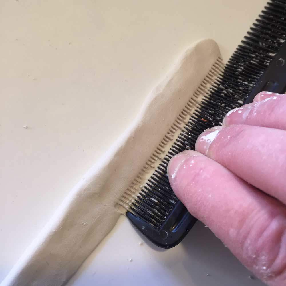 How to make a comb