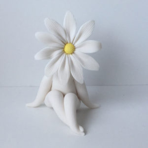 Daisy Flower Sculptures