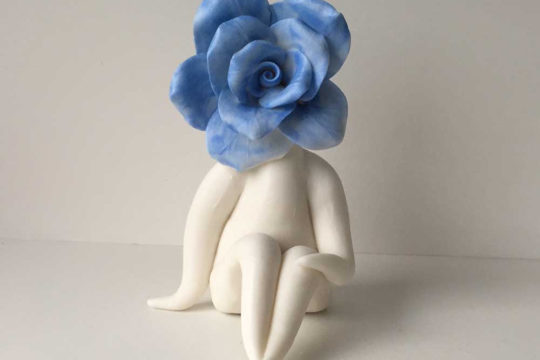 Mrs Blue Rose