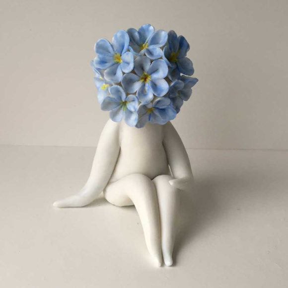 forgetmenotflowersculpture