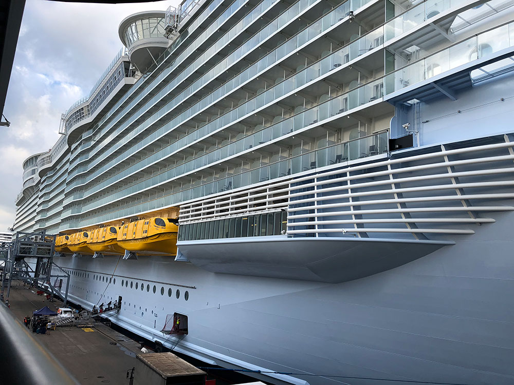 Royal Carribean Symphony Of The Seas(1)
