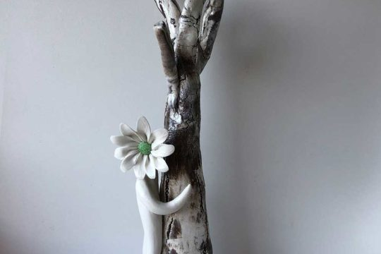 daisy jewellery holder