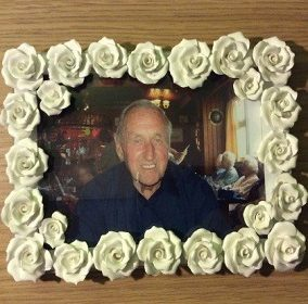Cremation Gift Memorial Frame