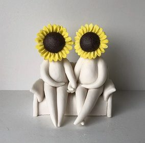 Mr and Mrs Sunflower - Sunflower Gifts